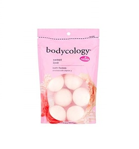 Bodycology Sweet Love Bath Soak Fizzies Bomb 60g