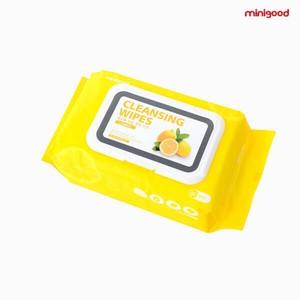 Co-Op Anti Bacterial Wipes Refresh Lemon 1pack