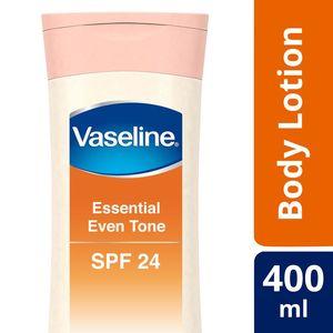 Vaseline Body Lotion SPF24 400ml