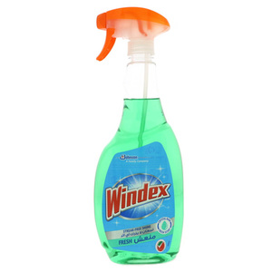 Windex Glass Cleaner Fresh 750ml