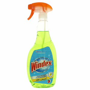 Windex Glass Cleaner Lime 750ml