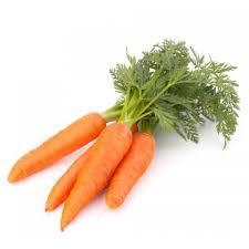 Carrot China 700g pkt