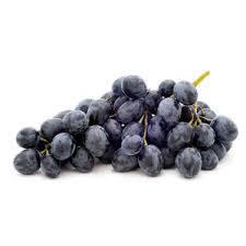 Grapes Black Seedless Long Australia 500g
