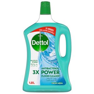 Dettol Fresh Aqua Antibacterial Power Floor Cleaner 1.8L