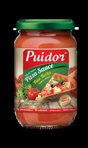 Puidor Pizza Mushrooms Sauce 610g