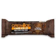 Grenade Carb Killa Chocolate Fudge Brownie Bars 60g