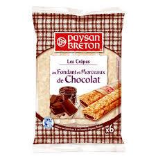 Paysan Breton Chocolate Pancake 180g