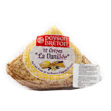 Paysan Breton Vanilla Pancake 370g