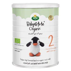 Arla Baby & Me Organic Cow's Milk Formula Stage 2 (6-12 Months) 400g