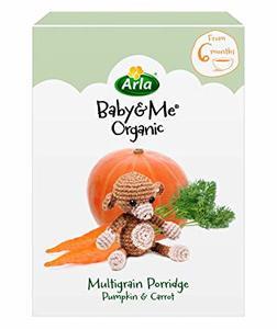 Arla Baby & Me Organic Multigrain Porridge 210g