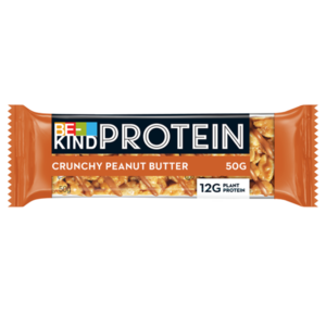 Be-Kind Crunchy Peanut Butter Protein Bar 50g