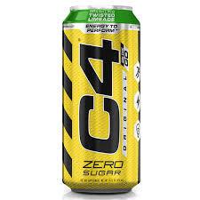 Cellucor C4 Zerosugar Sports Drink Twisted 473ml
