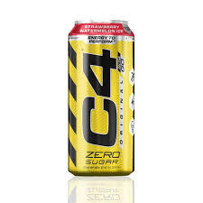 Cellucor C4 Zerosugar Sports Drink Purple 473ml