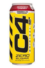 Cellucor C4 Zerosugar Sports Drink Midnight 473ml
