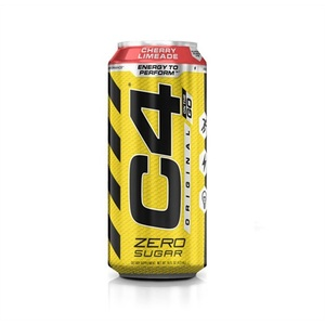 Cellucor C4 Zerosugar Sports Drink Cherry 473ml