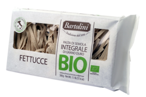 Organic Whole Wheat Fettucce 500g