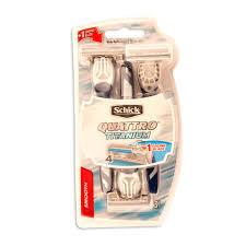 Schick Quatt Maxi X3  Shaving Razor 1pc