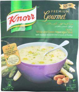 Knorr White Aspargus Soup 40g
