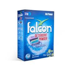 Falcon Detergent Powder Top Load 3kg