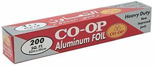 Co-Op Aluminium Foil 830g
