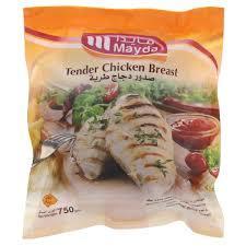 Mayda Tender Chicken Breast 750g