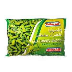 Sunbullah Cut Green Beans 450g