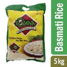 Rozana Indian Basmati Rice 5kg