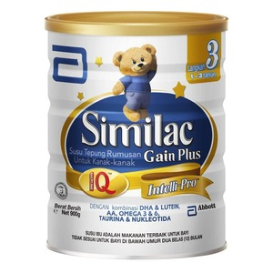 Similac Gain Plus Intell Pro 900g