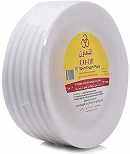 Co-Op Foam Plate 25S