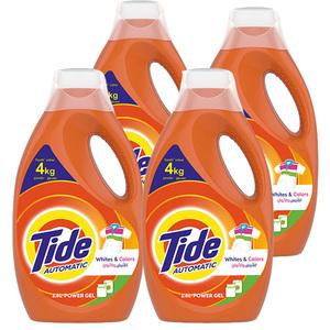 Tide Detergent 4x1.8L