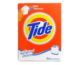 Tide Detergent 4x3kg