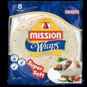 Mission Tortilla Original 320g