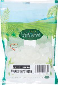 Green Valley Sugar Lump 500g
