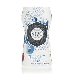 Nezo Salt Blue Bottle 2x600g