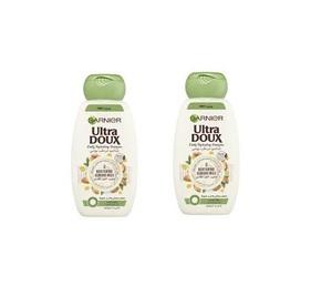 Ultra Doux Almond Milk Shampoo 2x400ml