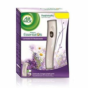 Airwick Freshmatic Lavender Kit 3x250ml