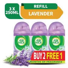 Airwick Freshmatic Lavender Refill 3x250ml