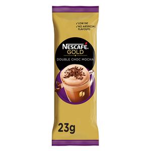 Nescafe Gold Double Chocolate Mocha Coffee Mix 23g