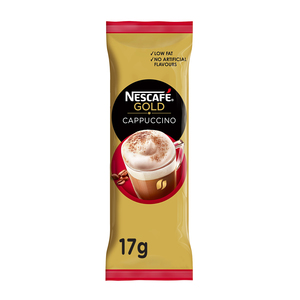 Nescafe Gold Cappuccino Coffee Mix 17g