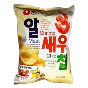 Alsewoo Shrimp Chips 68g