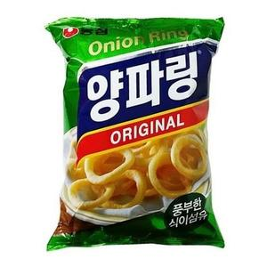 Yangpa Ring Onion Ring Chips 84g