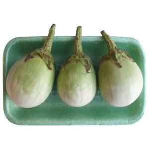 Fresh Big Crispy Eggplant 100g