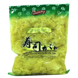 Gari Shouga, Sushi Ginger White 1kg