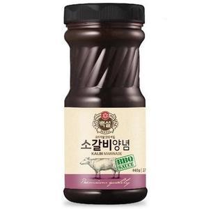 CJ Korean Barbeque Sauce Galbi Marinade 840g