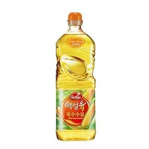 CJ Corn Oil 0.9L