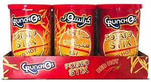 Crunchos Chilli Potato Stix 45g