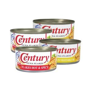 Century Tuna Assorted 4x180g