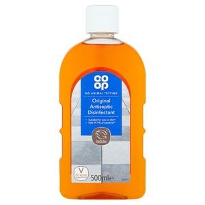Co-Op Antiseptic 500ml