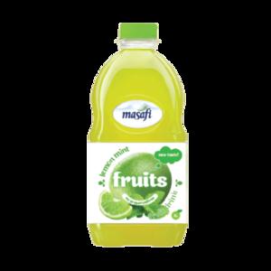 Masafi Lemon Mint Fruit Juice 1L