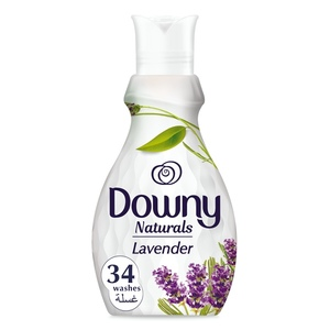 Downy Naturals Concentrate Fabric Softener Lavender Scent 1.38L